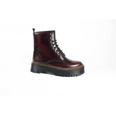 "Bota ""Crush"" Color Burdeos Limited Edition"